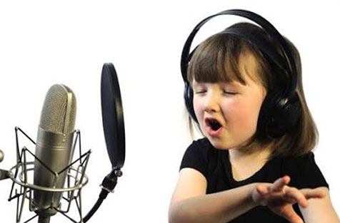 Singing lessons at Art of Voice Recording